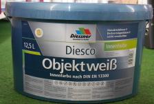12,5L Diessner Objektweiß, waschfeste Wandfarbe, nur 28,95 €**!
