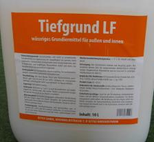 10L Tiefgrund innen & außen, lösungsmittelfrei, nur 10,00 €**!